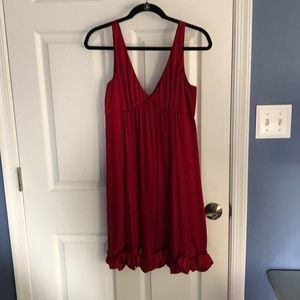 Perfect Red Date Night Dress!